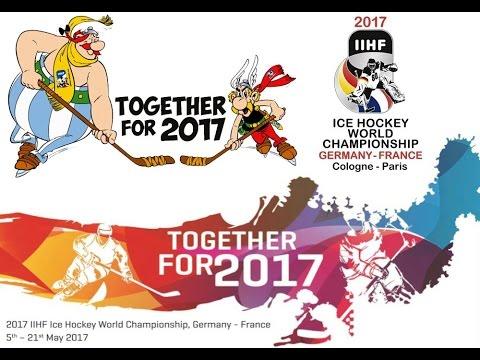 ЧМ по хоккею 2017. Результаты, турнирная таблица и расписание