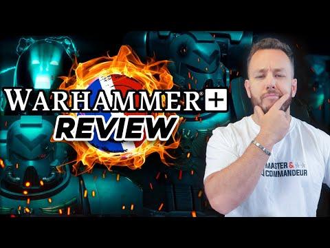 Review WARHAMMER + (QU'EST CE QUE CA VAUT VRAIMENT ??)