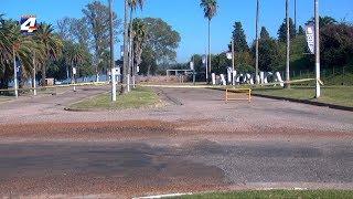 Se prohíbe la circulación y el estacionamiento en todo el paseo costero ante la emergencia sanitaria