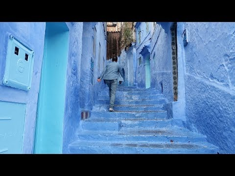 Morocco E.07 - Chefchouen - the Gorgeous Blue City