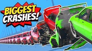 GTA 5 | DESTRUCTION Compilation #2 (Crazy Crashes)