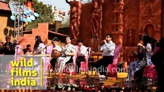 Armenian Traditional Music Ensemble performs in India