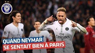 Quand Neymar et le PSG battaient Liverpool en Ligue des champions
