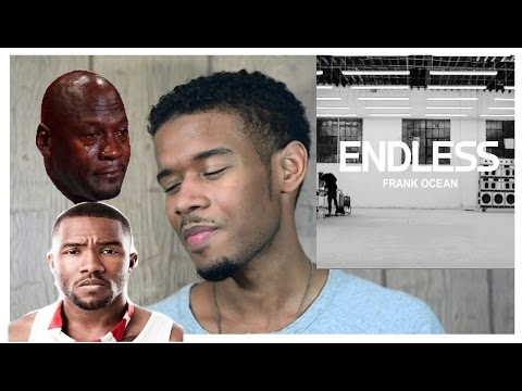 Frank Ocean - ENDLESS First REACTION/REVIEW