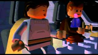 LEGO Star Wars Episode II  Attack Of The Clones THE MOVIE