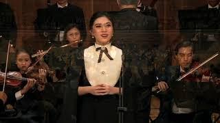 Isyana Sarasvati sings Two Mozart Opera Arias