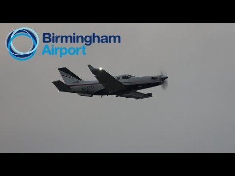 Vector Aircraft Leasing Flight MATTI (BHX to Unknown)