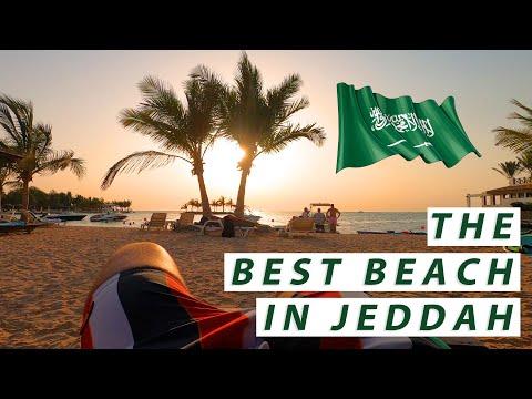 We're BACK To The BEST Beach in Jeddah, Saudi Arabia - Silver Sands