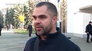 Олександр Варченко про скандальну переписку із студенткою Бурейко