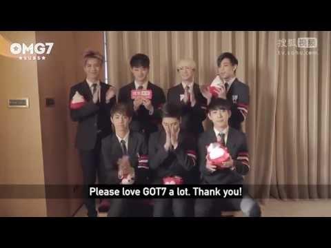 [ENG SUB] 150121 Sohu TV Interview - GOT7