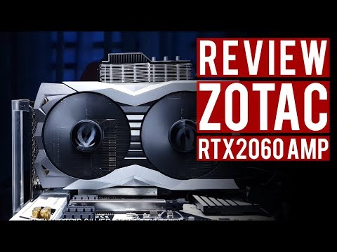 Most Affordable RTX 2060 In The World - Review Zotac RTX 2060 AMP