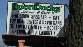 David Gans Solo Boondocks Lounge Tucson AZ Feb 15 2014