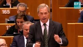 Nigel Farage post-Brexit vote: You