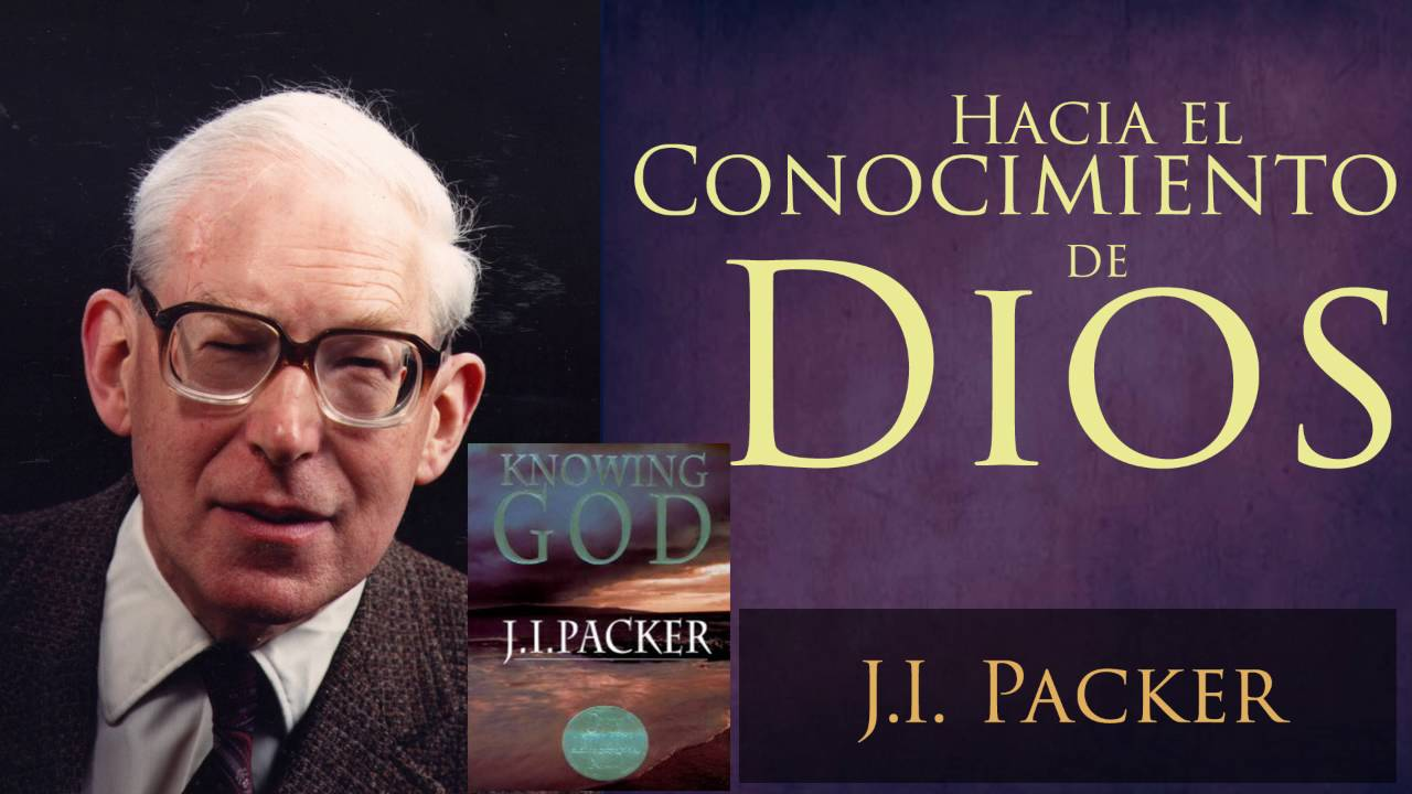 CONOCIENDO A DIOS JI.PACKER PDF
