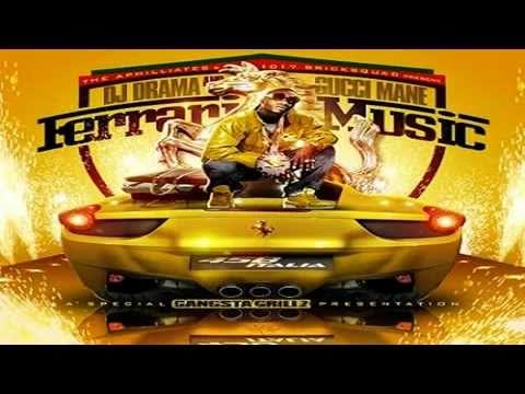 Gucci Mane Late Feat Yo Gotti  DJ Drama  Gucci Mane Ferrari Mixtape