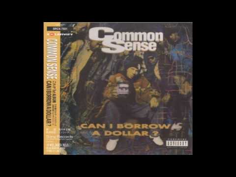 Common  Can I Borrow a Dollar? 1992 Full Album