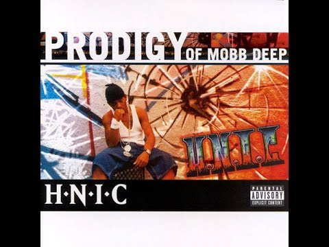 "Prodigy ""h. N. I. C. 3"" tracklist, standard & deluxe edition cover."