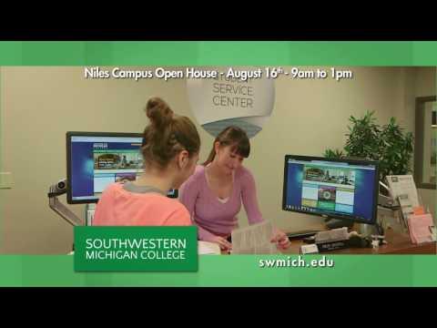 Southwestern Michigan College   SMC1404   Niles Open House