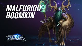 Heroes of the Storm: Moonfire Malfurion - The Beast Within