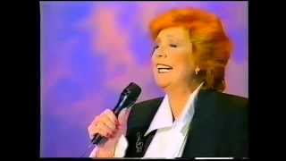 "CILLA BLACK SINGING ""ANYONE WHO HAD A HEART"""