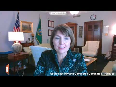 "McMorris Rodgers Slams Dems Pressuring Companies to Censor Outlets: Like ""Chinese Communist Par"