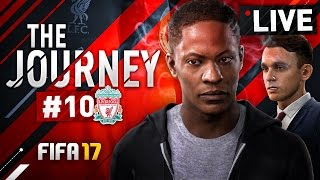 Fifa 17 the journey!! big fight?