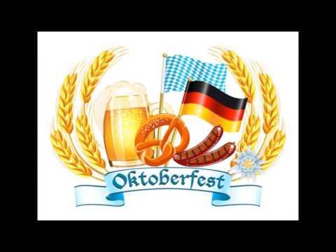 Polka chicken dance (Oktoberfest)