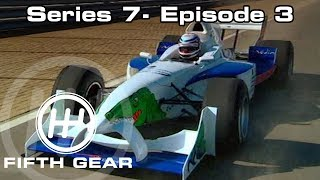 Fifth Gear Series 7 Episode 3 смотреть