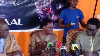 Baba Maal insiste sur la formation des jeunes dans le cinéma