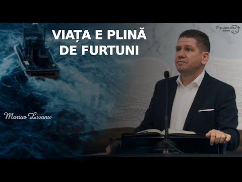 Marius Livanu    Viața e plină de furtuni