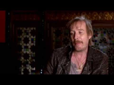 """She's Funny That Way: Rhys Ifans """"Seth Gilbert"""" Behind the Scenes Movie Interview"""