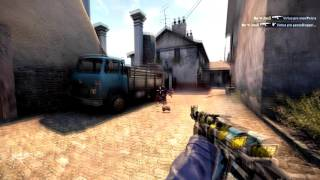 [OLD STUFF!!!] Zeus vs Virtus.pro - FOUR AK-47/AWP KILLS!