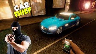 SIMULADOR DE LADRÃO DE CARROS! Car Thief Simulator