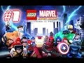 [HD] LEGO® Marvel Super Heroes Gameplay #1 IOS / Android | PROAPK