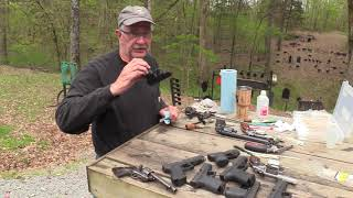Gun Cleaning Party