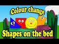 The Shapes VIVASHAPES Jumping On The Bed Colour Changing Shapes For Toddlers And Kids mp3