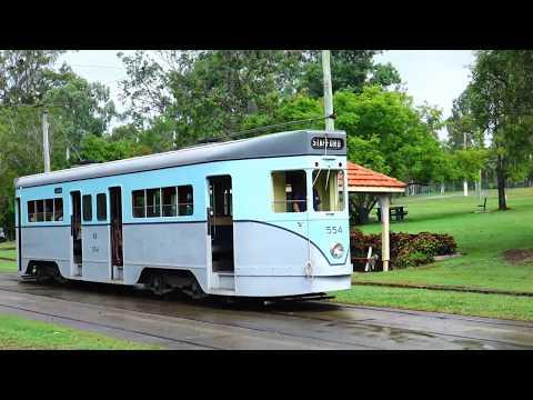Brisbane Tramway Museum - Keperra QLD