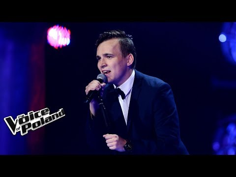 """Szymon Kamiński - """"Marvin Gaye"""" - Przesłuchania w Ciemno - The Voice of Poland 8"""