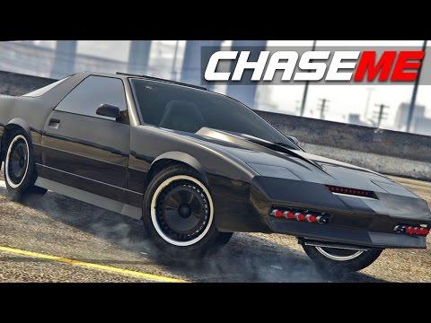 Chase Me E16 - Knight Rider