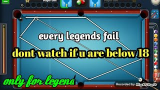 Dont watch this if u are below 18 every legends fails