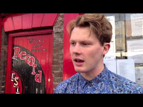 The Crookes: Interview (Record Store Day 2013, Sheffield)