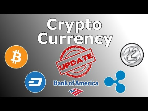 Crypto Currency Update!! Ripple UP,  Scaling Issues and Bank Of America!!!