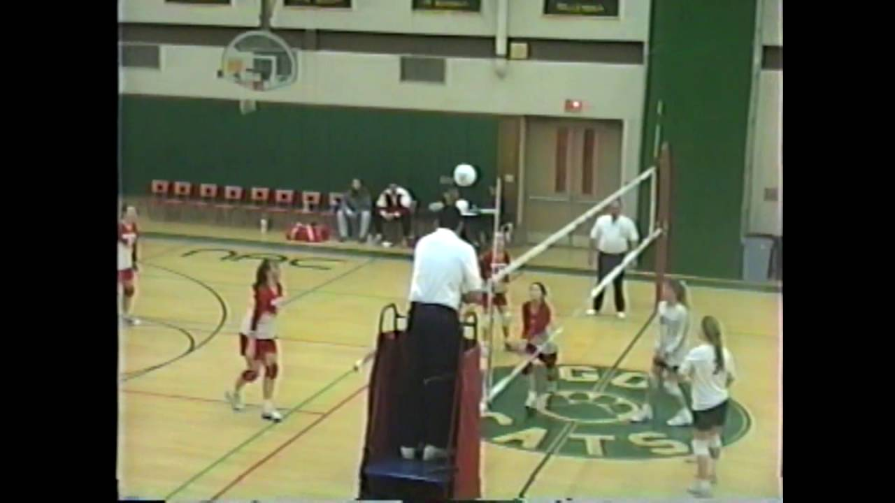 NAC - Saranac Lake JV Volleyball  2-5-96