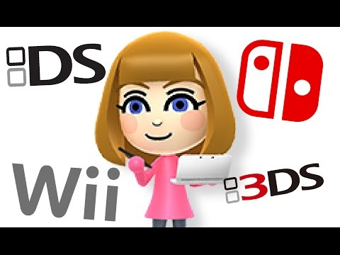 Every Mii Maker Song (DS, Switch, WiiU, 3DS, Wii)