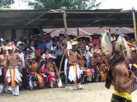 Caci Dance,Manggarai Flores