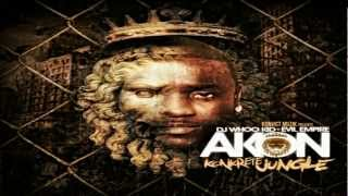 03 - CaShin Out (Re-remix) [Akon - Konkrete Jungle 2012] - Mixtape (HD)