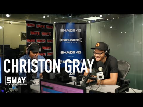 Christon Gray on Christian-Groupies, Marriage Challenges, Racial Injustice + 5 Fingers of Death