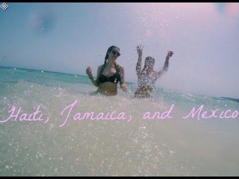 Haiti, Jamaica, and Mexico Travel Diary!