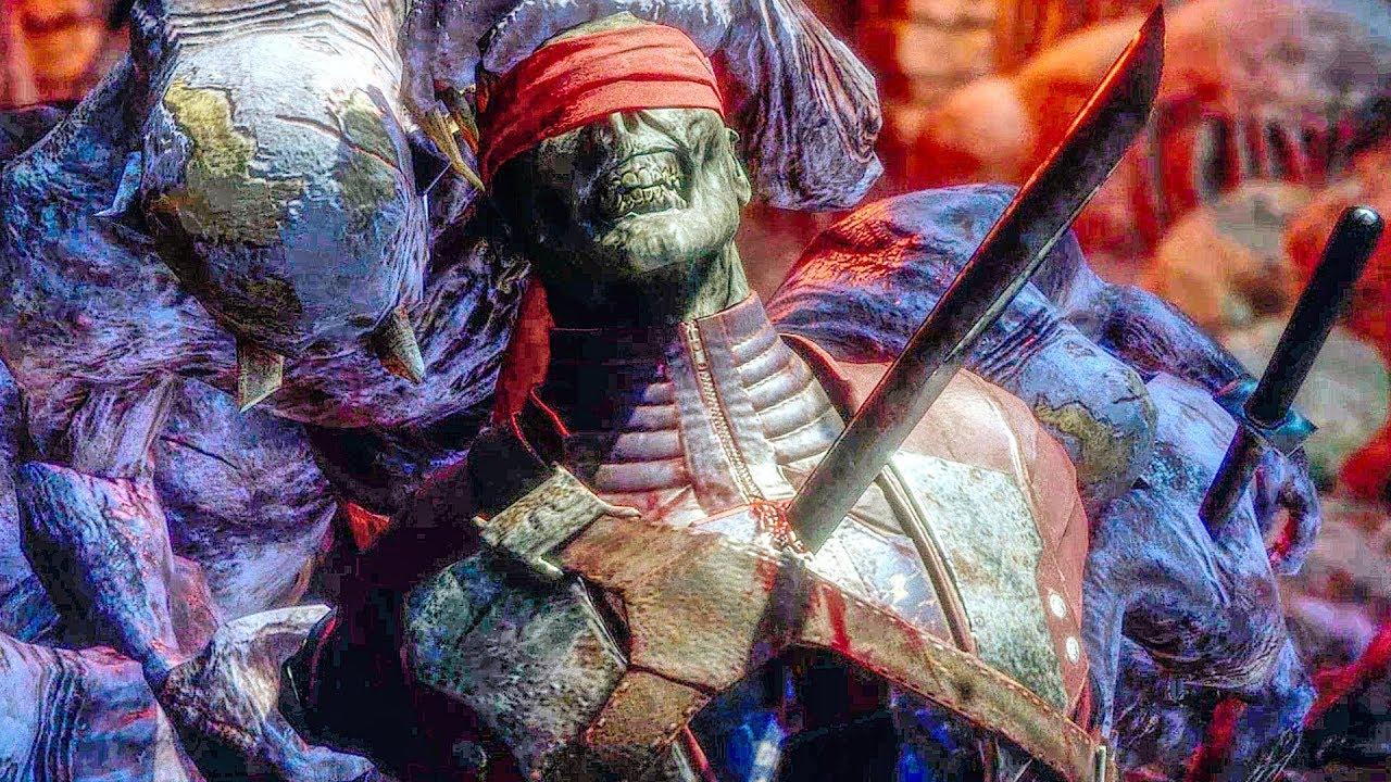 Mortal Kombat 11: Where is Kenshi? | Game Rant