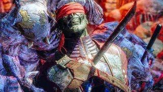 Mortal Kombat 11 KENSHI Cutscene - MK11 Krypt How To find Kenshi